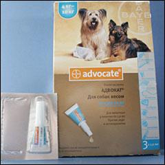 Капли Адвокат Для Собак Инструкция Отзывы - фото 8